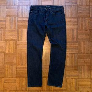 Men's Banana Republic Slim Straight Jeans, 31x32